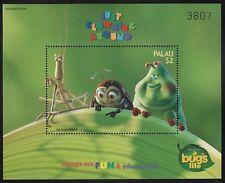 Palau - Mnh - Cartoons - Disney - Bug's Life - Souvenir Sheet