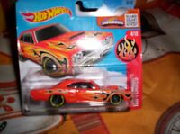 DODGE CORONET SUPERBEE 1969 - HOT WHEELS - SCALA 1/55