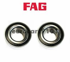 BMW 325xi 528xi 535xi FAG (2) Front Wheel Bearings 31226783913 805621