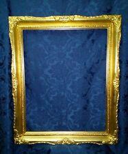 cornice francesina a foglia oro misure interno luce 50 x 60
