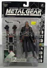 MGS Tactical Espionage Action REVOLVER OCELOT McFarlane Konami '98 NIP Variant