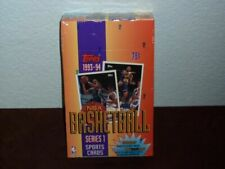 2 Boxes 1993-94 Topps NBA Basketball Series 1 Trading Cards