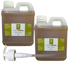 ORGANIC DOG SHAMPOO - 100% NATURAL - 3 ESSENTIAL OILS 1L x 2 + 1 PUMP PACK