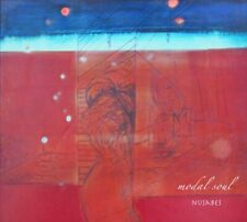 Nujabes modal soul 2006 2nd Album CD New Japanese Hip Hop w/Tracking No.
