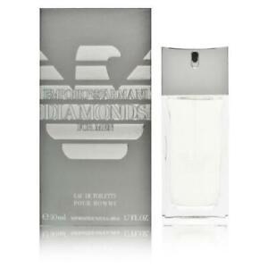 Emporio Armani Diamonds 1.7 oz. Edt Spray For Men New In Box