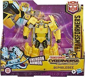 Transformers Cyberverse Energon Armor BUMBLEBEE New Original Hasbro