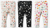 NWT Gymboree Rising Stars Creative Types Girls Planet Stars Mushroom Leggings