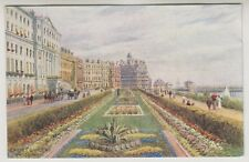 Sussex (East) postcard - Carpet Gardens, Eastbourne - ARQ No. 901