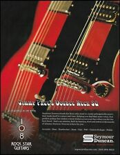 Guitar Speed Control Knob White Style Blk# 4X Fits LP//SG Gibson Free Ship USA