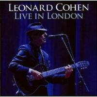"LEONARD COHEN ""LIVE IN LONDON"" 2 CD NEW!"