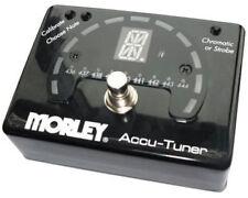 MORLEY AC1 Accu Tuner - Accordatore Cromatico - PER CHITARRA/BAS