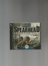 Medal of Honor: Allied Assault -- Spearhead Expansion Pack  (PC, 2002), VG