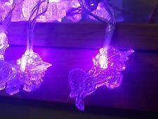 Stunning 15 LED Unicorn Lights christmas girls bedroom night light