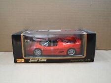 Maisto Special Edition Ferrari F50 Red 1:18