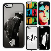 Michael Jackson MJ Case Cover For Samsung Galaxy Note 10+ / Apple iPhone 11 iPod