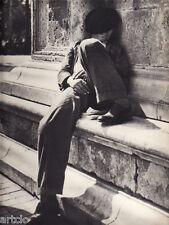 "Irène Reisz - Budapest - Photogravure in  "" AMG 1937 """
