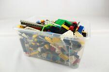LEGO® 1kg kg Kiloware - Sammlung Konvolut Platten Räder Steine - ungereinigt