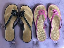 COACH SANDALS - LINDY 8.5 - 2 PAIRS