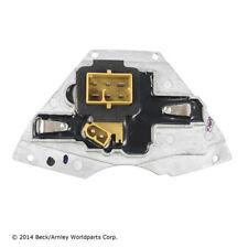 Blower Motor Resistor  Beck/Arnley  204-0016