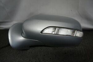 2007-2009 MERCEDES-BENZ E320 OEM DRIVER SIDE LEFT HAND POWER SIDE MIRROR SILVER