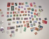Lot of Germany Deutches Reich Stamps and DDR Stamps - Individual - Mint & Used