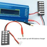 7.4V RC 2S LiPo Battery Parallel Charger Board Balance Charging 3-Pin JST-PH New