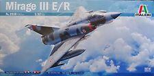 Mirage III E/R , 1:32 , Italeri , Plastikbausatz , *NEU*