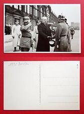 Militär Foto AK DRESDEN 1932 Besuch von Hindenburg   ( 18913