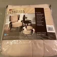 ITS NIB Pet Wine Seat ReclinerCover dog cat Protector Slipcover Tan