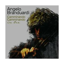 ANGELO BRANDUARDI - CAMMINANDO CAMMINANDO IN TRE  CD NEU