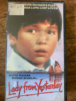 Lady from Yesterday VHS 1984 Romantic Drama Pre-cert Video