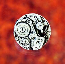 Steampunk Watch Gear Buttons 5/8 Inch (16 mm) Set of TWO Buttons | Fine Pewter