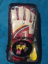 Torwarthandschuhe Goalkeeper Gloves,Guanti, Gantes, Vintage, Schumacher, Gr 9