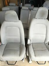 Complete Car Seat Set for SUZUKI xl7 2007 - 09 Grey Color Cloth