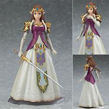 Good Smile Figma 318 The Legend of Zelda Action Figure Twilight Princess Ver.