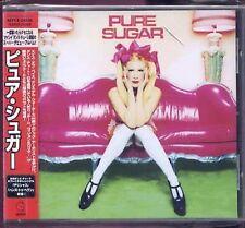 PURE SUGAR ST+1btrk 1998 JAPAN CD w/obi