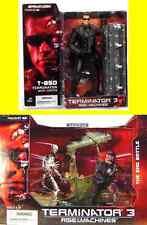 McFarlane Toys T3 Terminator T-850 AF & End Battle Deluxe Box Set Schwarzenegger