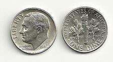 1947-P  ★  Roosevelt Dime  ★  90% Silver  ★  BU/UNC