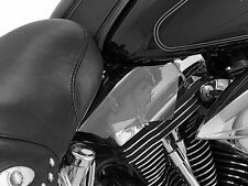 Kuryakyn 1186 AirMaster Saddle Shields Harley Softail Models 2000-2017