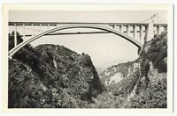 CPSM 74 Haute- Savoie les Ponts de la Caille