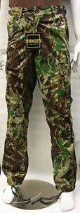 Stormkloth deluxe combat trouser breathable waterproof aston camouflage