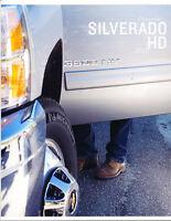 2012 Chevrolet Chevy Silverado HD Truck Original Sales Brochure Catalog