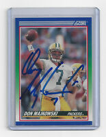 PACKERS Don Majkowski signed card AUTOGRAPH 1990 Score #15 AUTO Green Bay