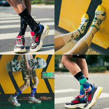 Unisex Cotton Socks Warm Funny Fancy Crazy Novelty Casual Dress Socks For Gifts