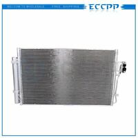 Fits AC3678 New Replacement A//C Aluminum Condenser for 08-12 Ford Taurus X 3.5L
