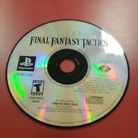 Final Fantasy Tactics (Sony Playstation 1 PS1) Disc Only Free Shipping