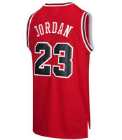RAAVIN Legend Mens Jordan #23 Chicago Basketball Jersey Retro Jersey