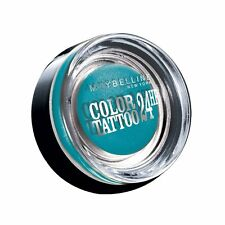 Maybelline Color Tattoo 24hr Eyeshadow 4g - 20 Turquoise Forever