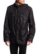 Trussardi Jeans men's light field jacket with hidden hood size 50*(L)