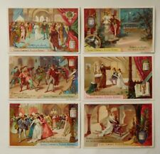 Liebig-Serie 304/458 Romeo und Julia